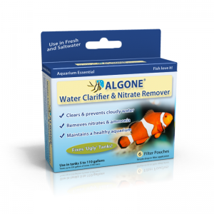 Algone for small to medium aquariums