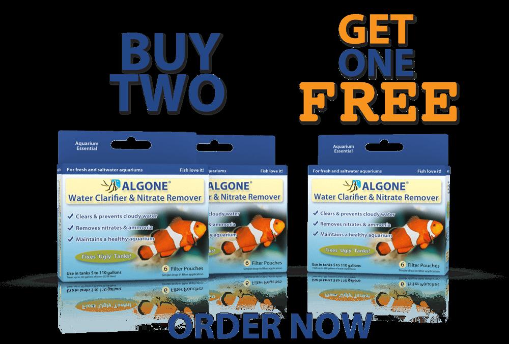 Algone Buy 2 get 1 Free